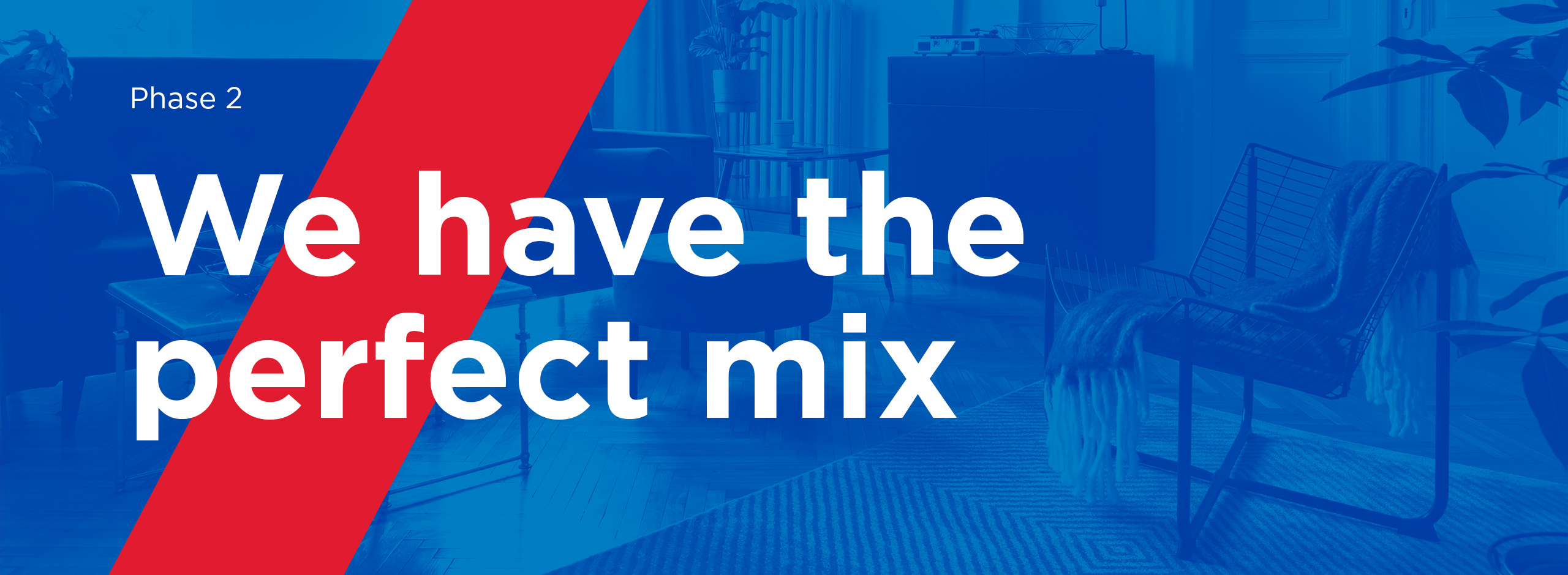 REMAX We have the perfect mix