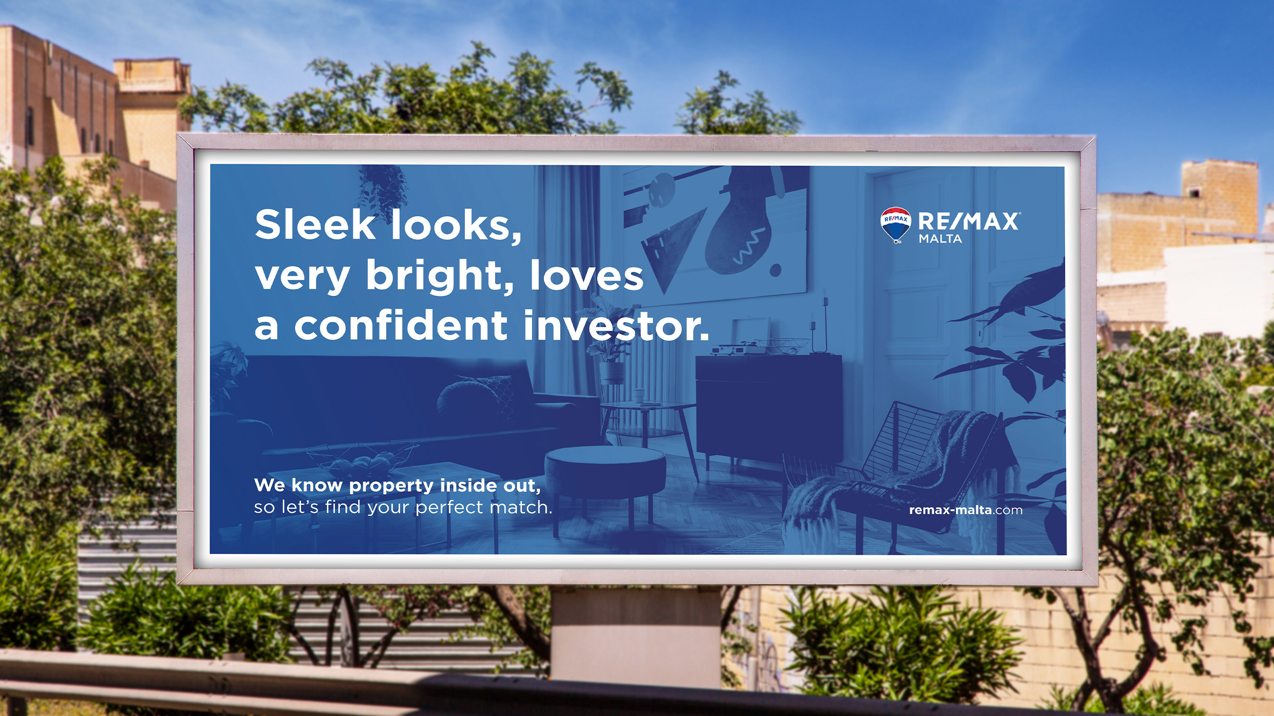 REMAX Billboard Awareness Phase