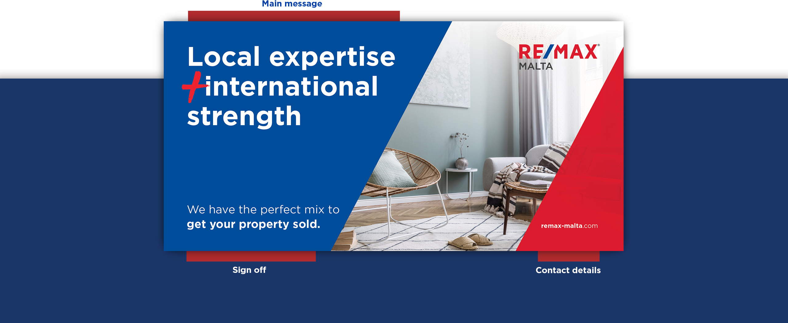 REMAX Local Expertise Billboard