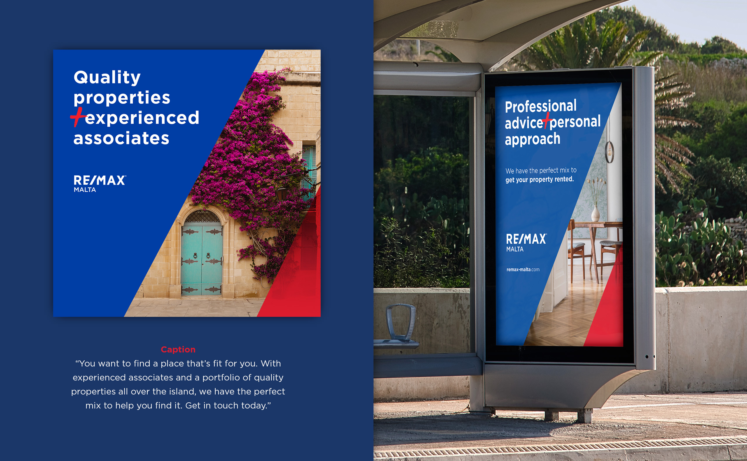 REMAX Professional Service Bus Shelter