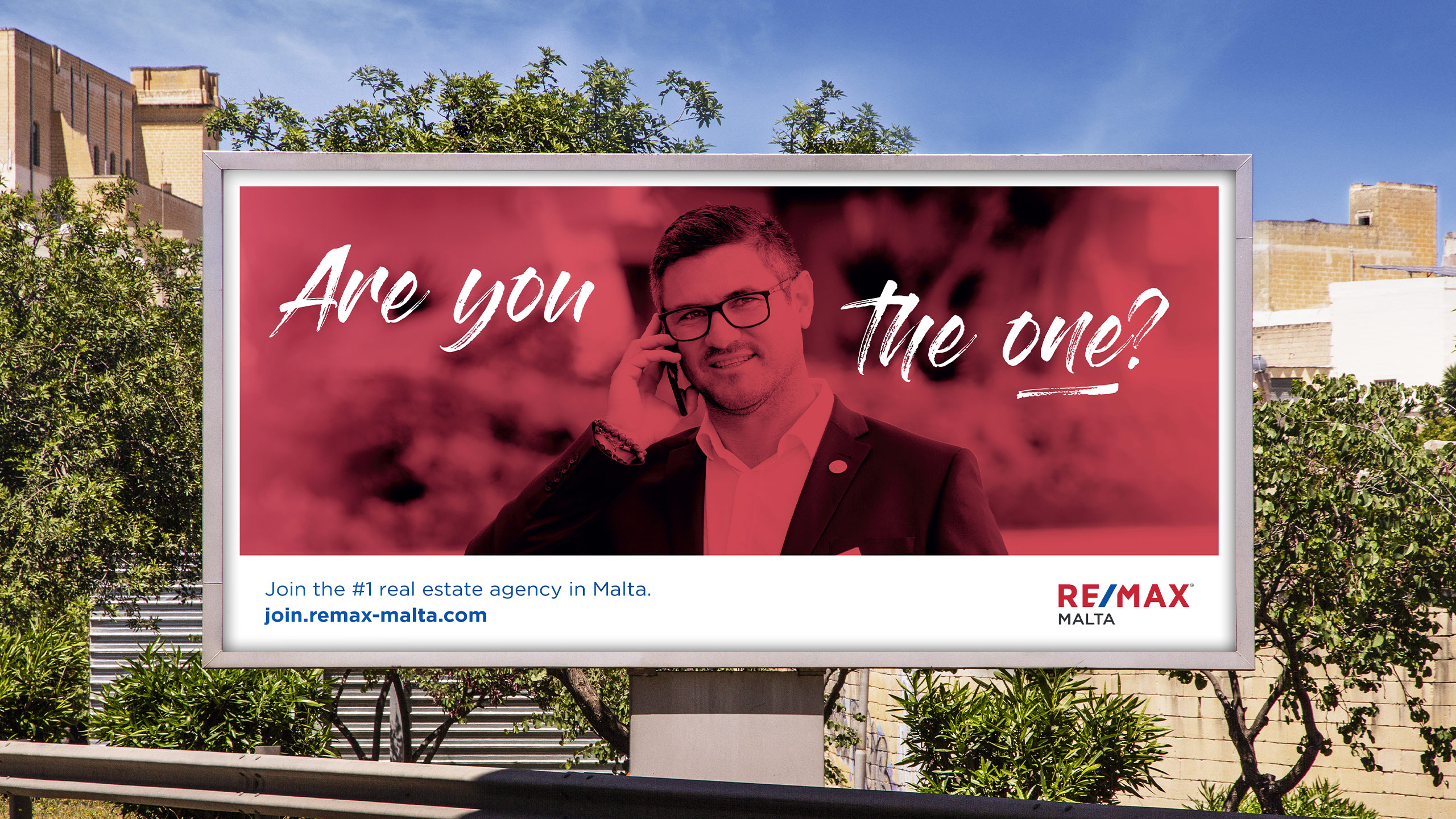 REMAX Recruitment Billboard